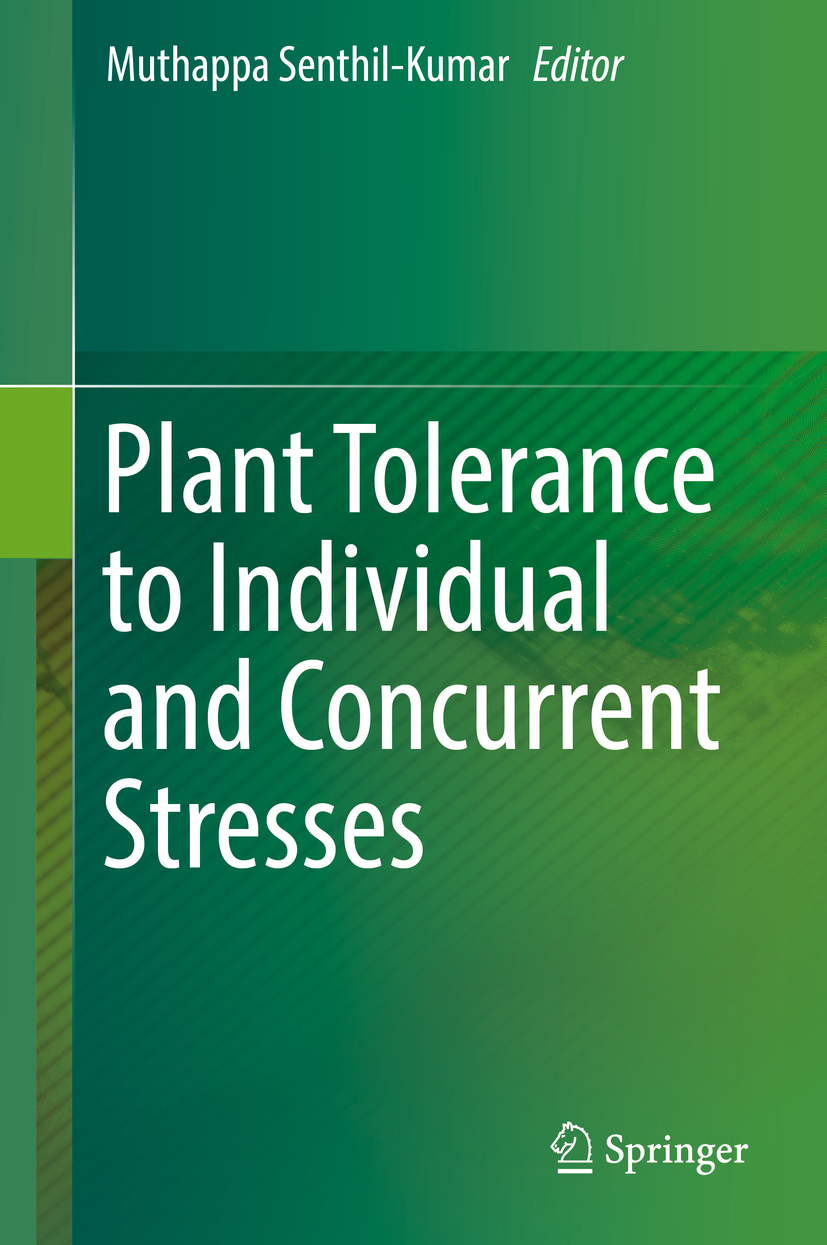 Senthil-Kumar, Muthappa - Plant Tolerance to Individual and Concurrent Stresses, ebook