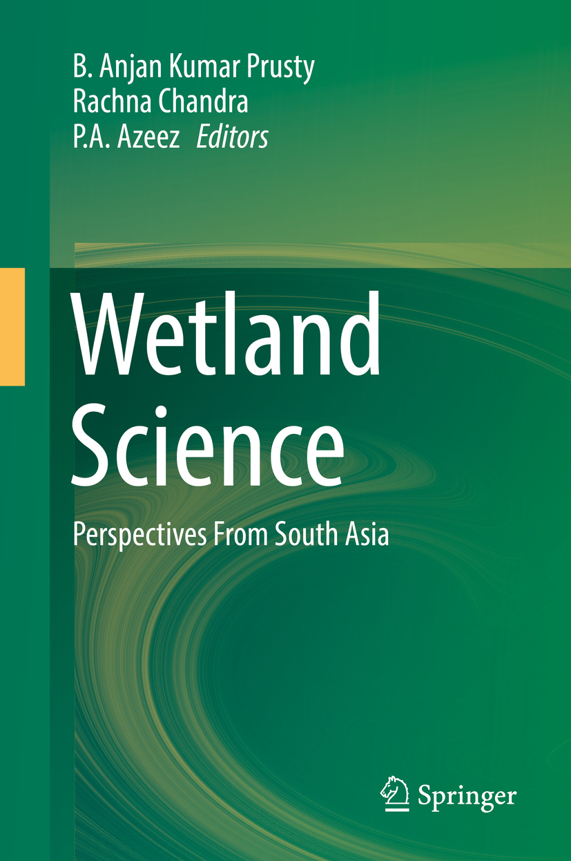 Azeez, P. A. - Wetland Science, ebook