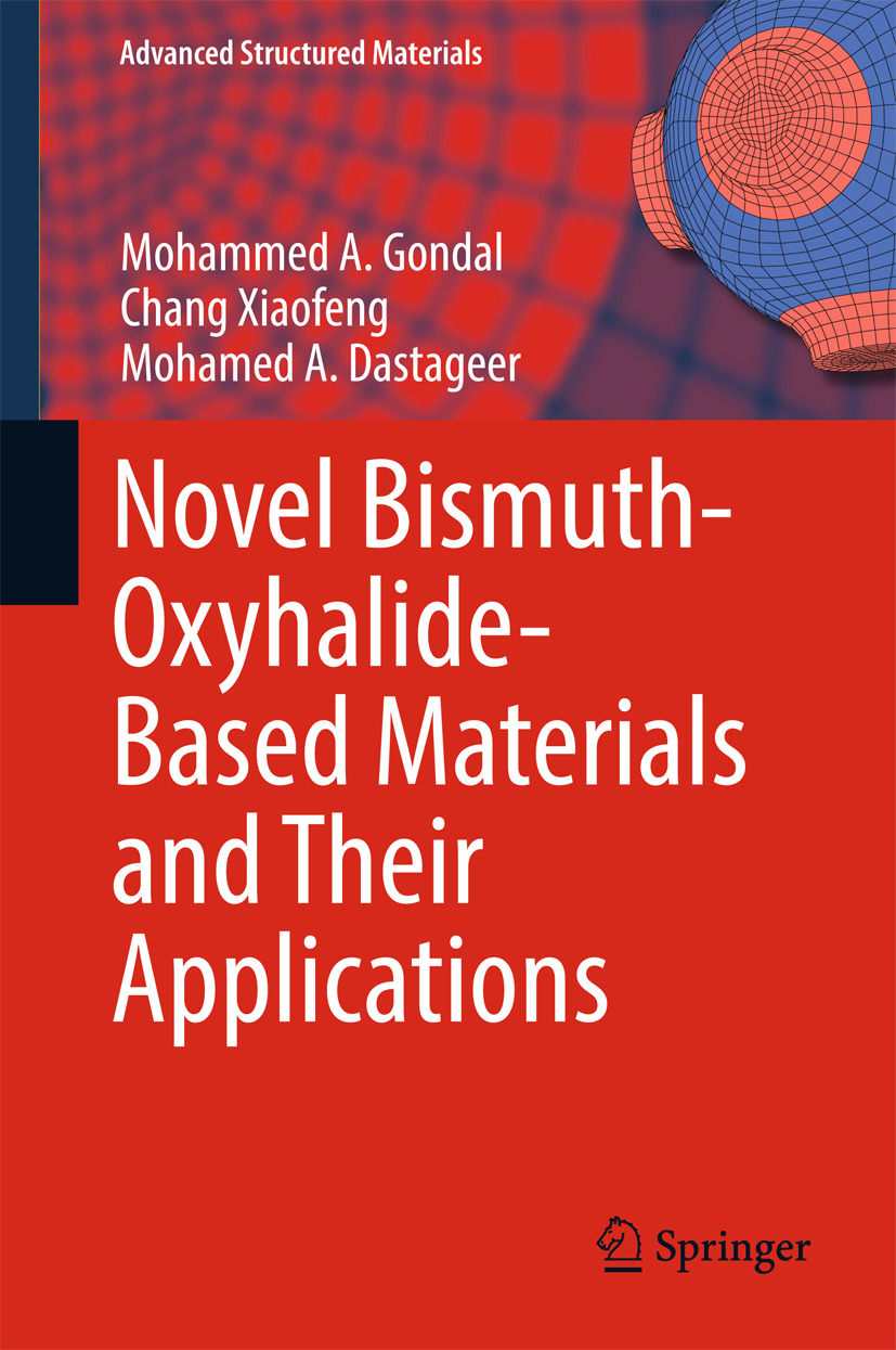 Dastageer, Md. Abdulkader - Novel Bismuth-Oxyhalide-Based Materials and their Applications, ebook