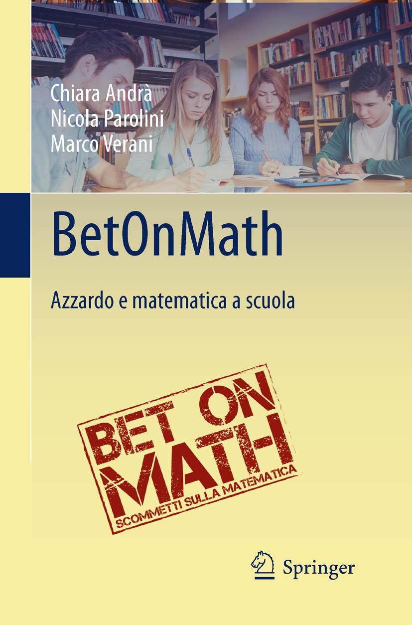 Andrà, Chiara - BetOnMath, ebook