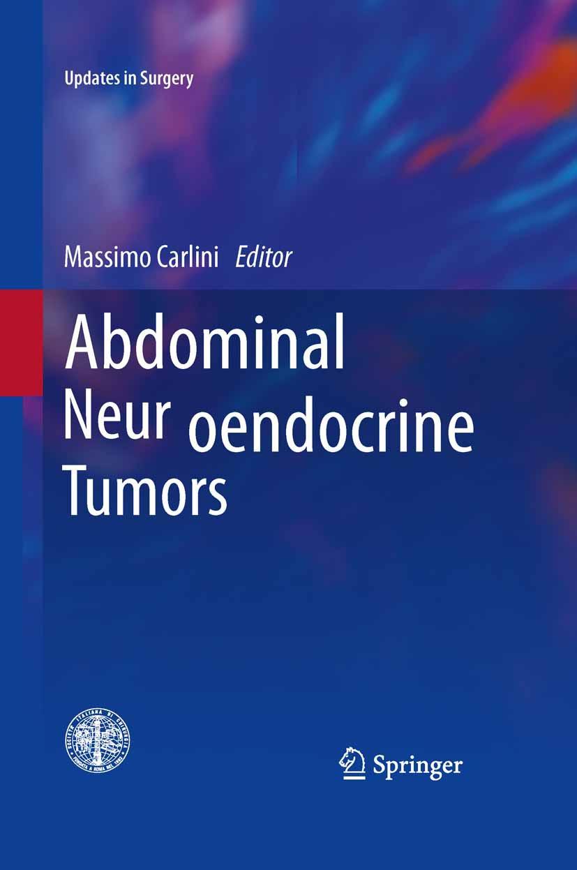Carlini, Massimo - Abdominal Neuroendocrine Tumors, ebook