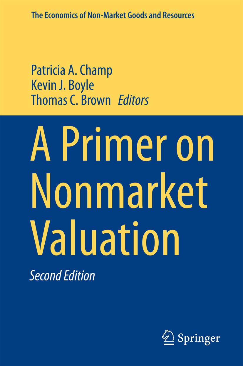 Boyle, Kevin J. - A Primer on Nonmarket Valuation, ebook