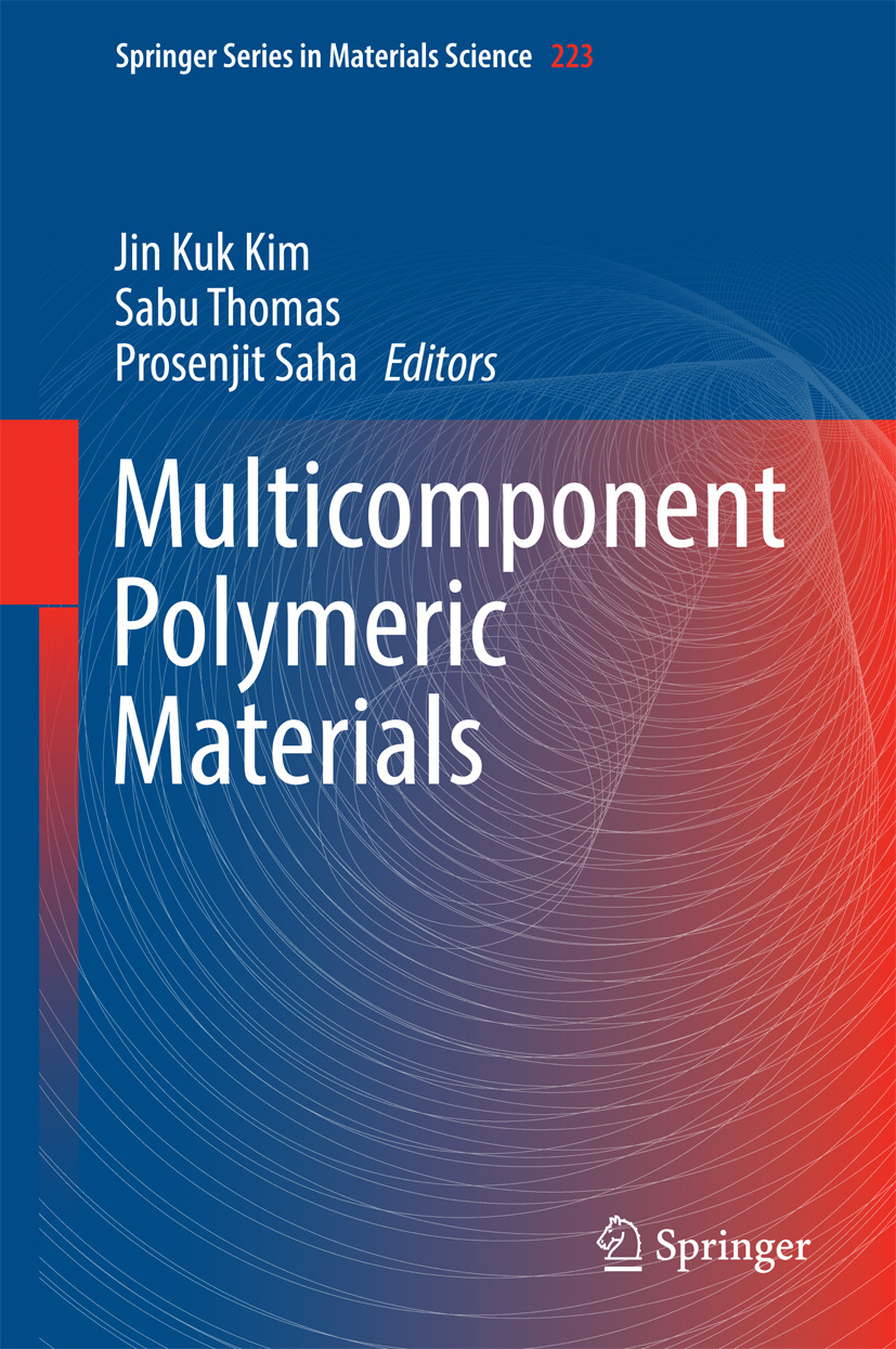 Kim, Jin Kuk - Multicomponent Polymeric Materials, ebook