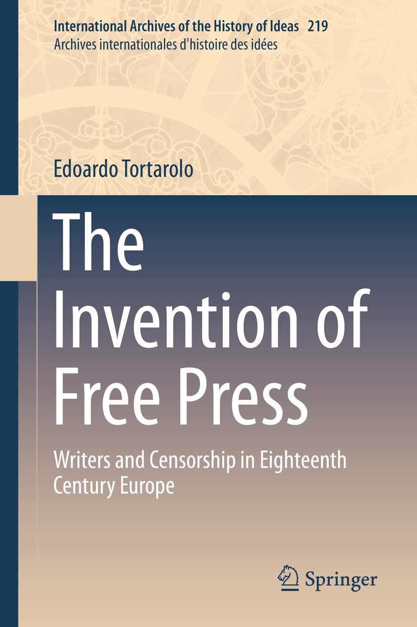 Tortarolo, Edoardo - The Invention of Free Press, ebook