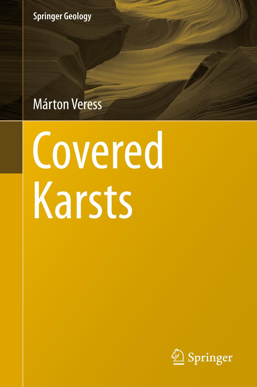 Veress, Márton - Covered Karsts, ebook