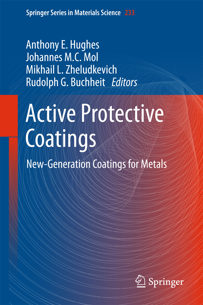 Buchheit, Rudolph G. - Active Protective Coatings, ebook