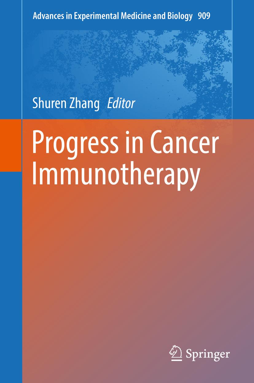 Zhang, Shuren - Progress in Cancer Immunotherapy, ebook