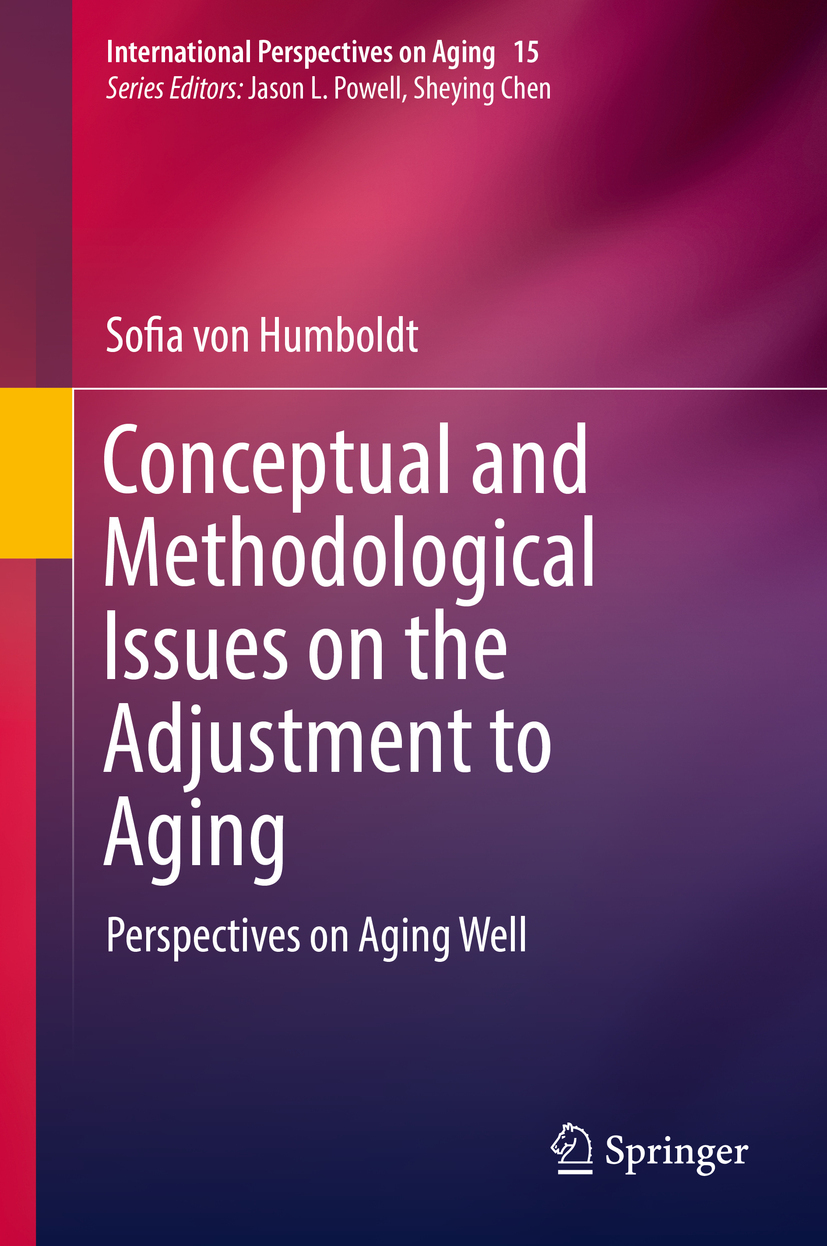 Humboldt, Sofia von - Conceptual and Methodological Issues on the Adjustment to Aging, ebook