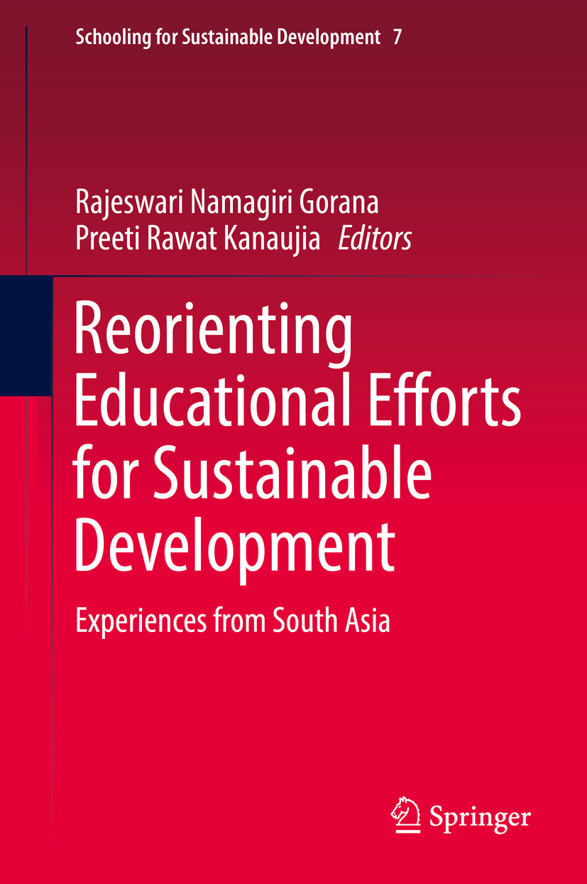 Gorana, Rajeswari Namagiri - Reorienting Educational Efforts for Sustainable Development, ebook