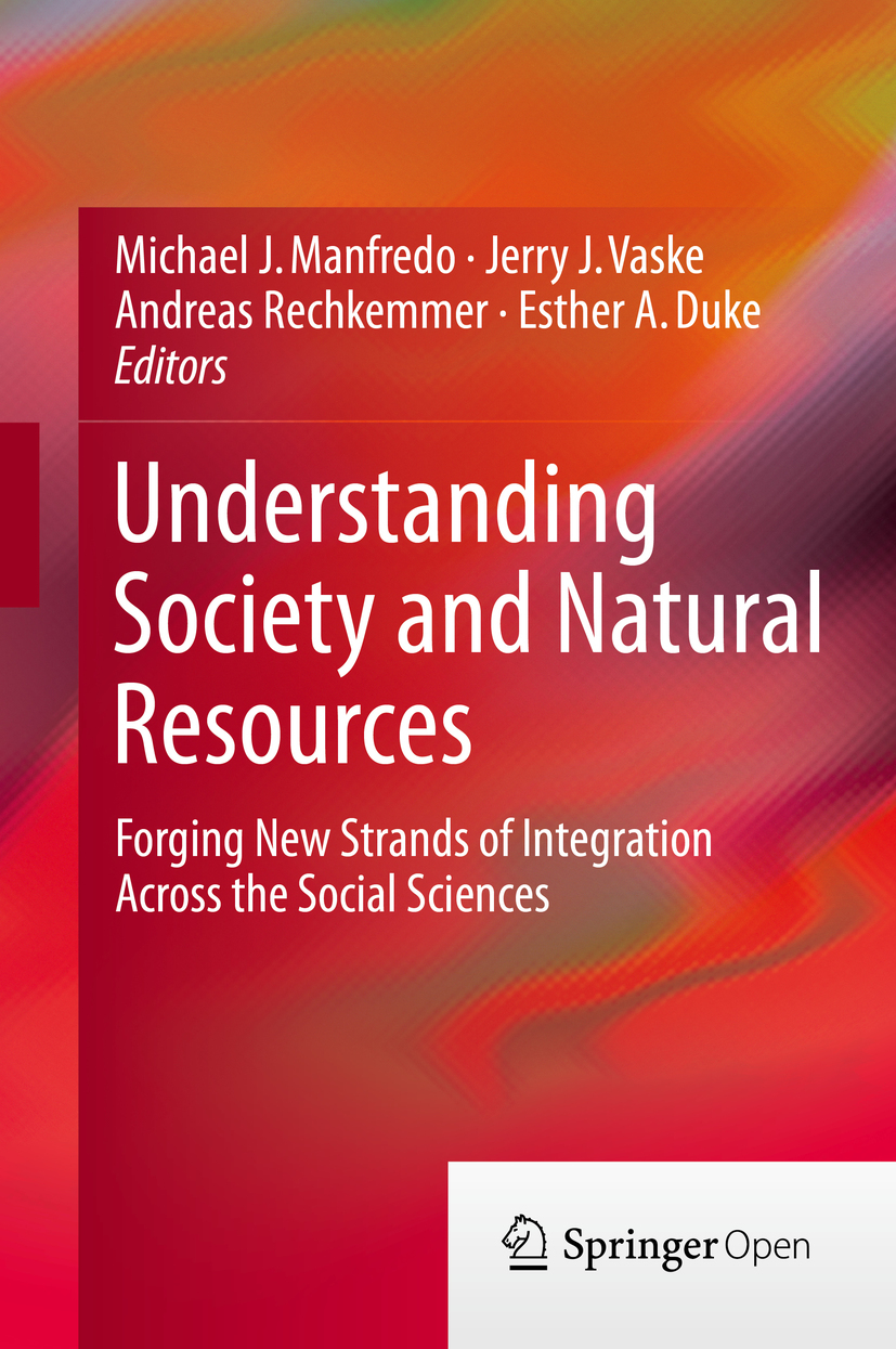 Duke, Esther A. - Understanding Society and Natural Resources, ebook