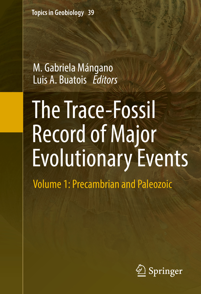 Buatois, Luis A. - The Trace-Fossil Record of Major Evolutionary Events, ebook
