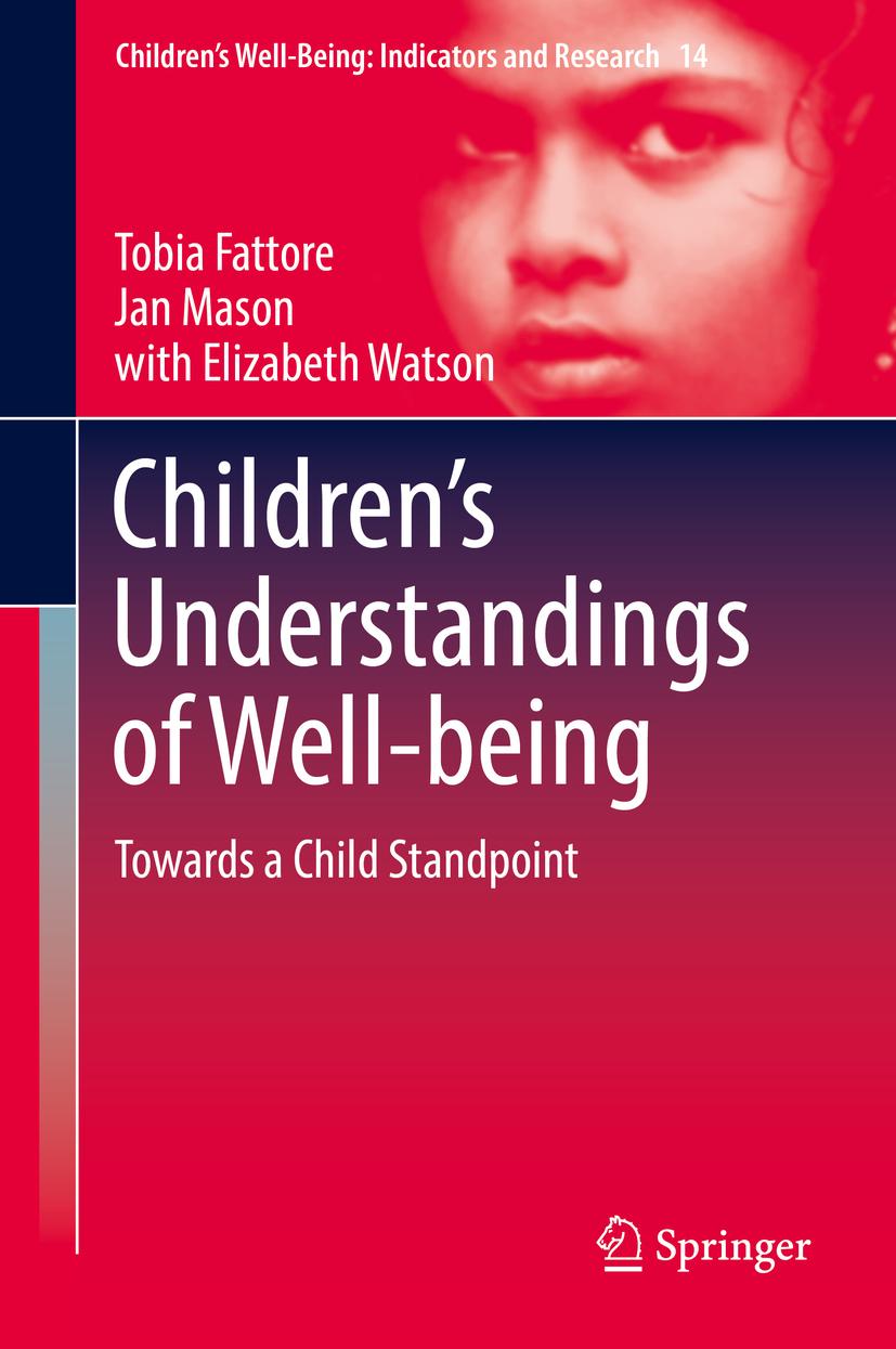 Fattore, Tobia - Children's Understandings of Well-being, ebook