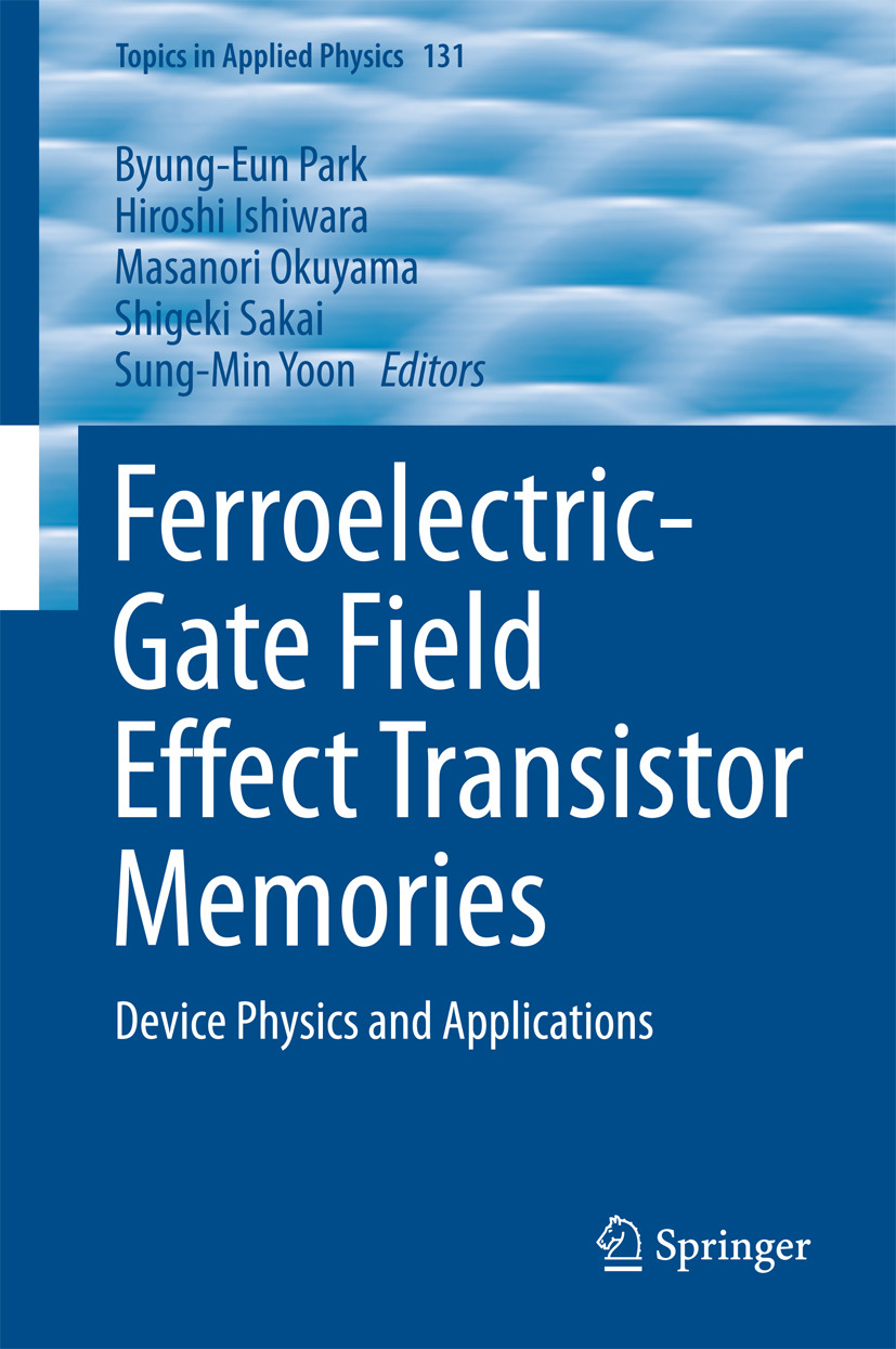 Ishiwara, Hiroshi - Ferroelectric-Gate Field Effect Transistor Memories, ebook