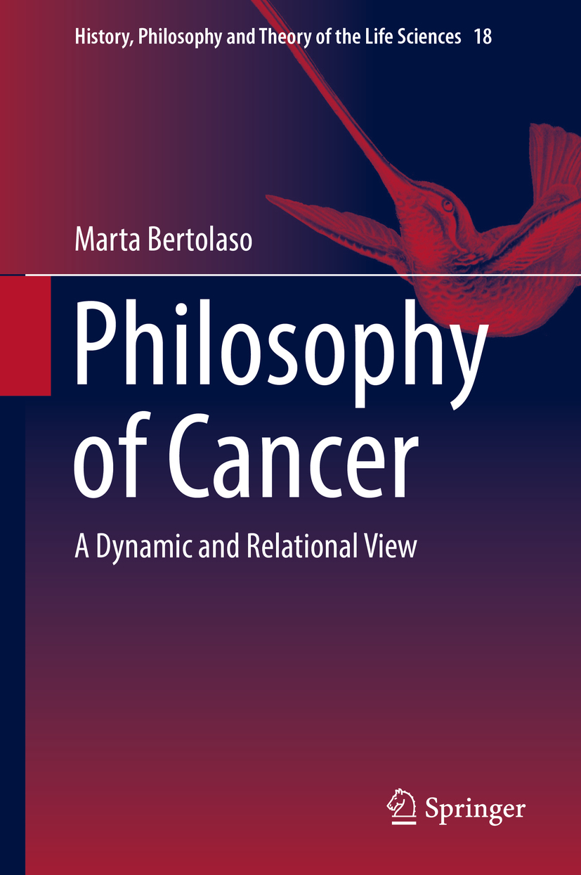 Bertolaso, Marta - Philosophy of Cancer, ebook