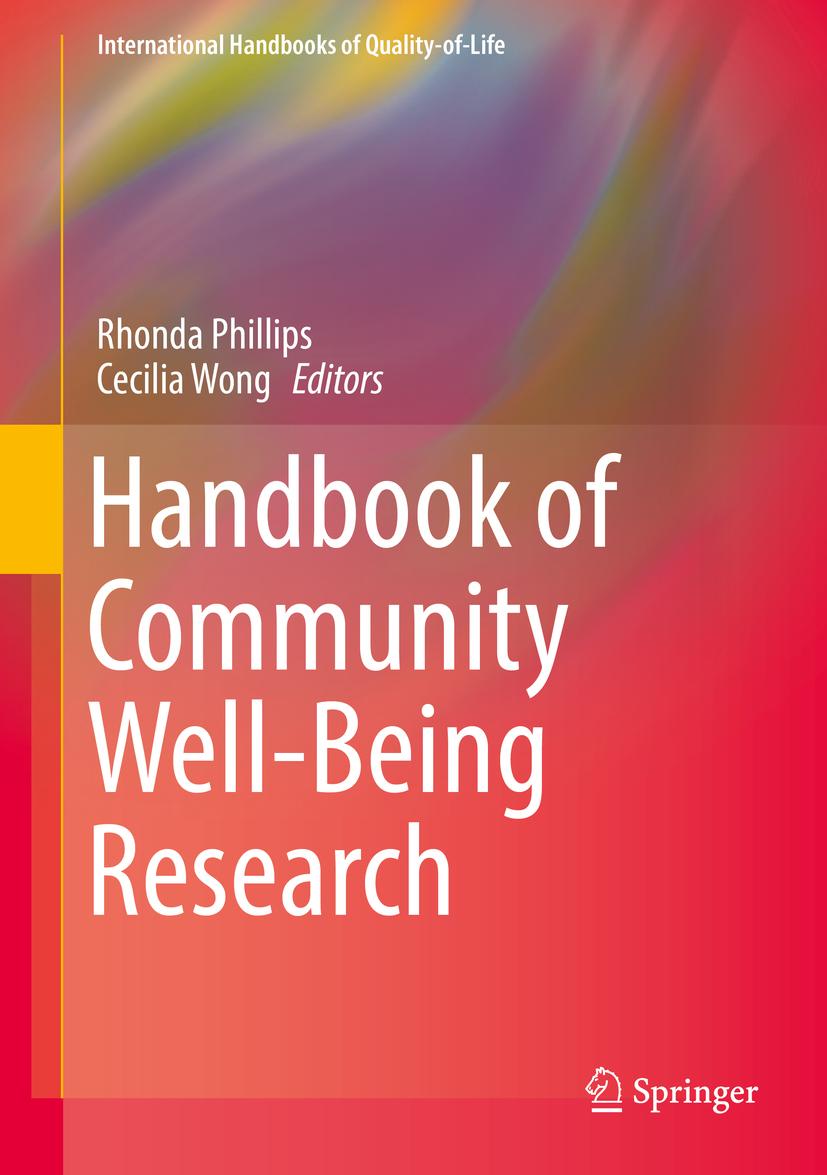 Phillips, Rhonda - Handbook of Community Well-Being Research, ebook