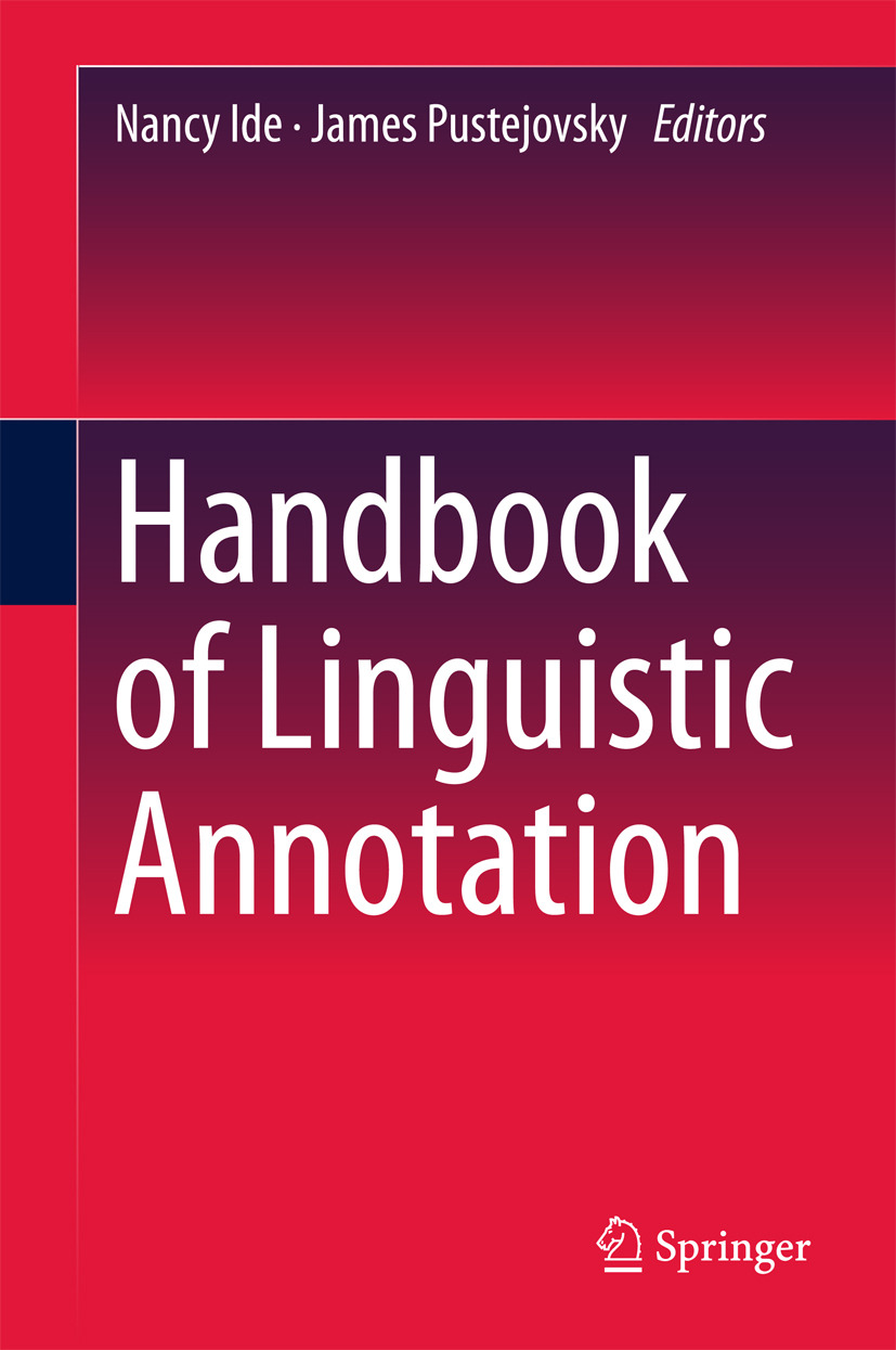 Ide, Nancy - Handbook of Linguistic Annotation, e-kirja