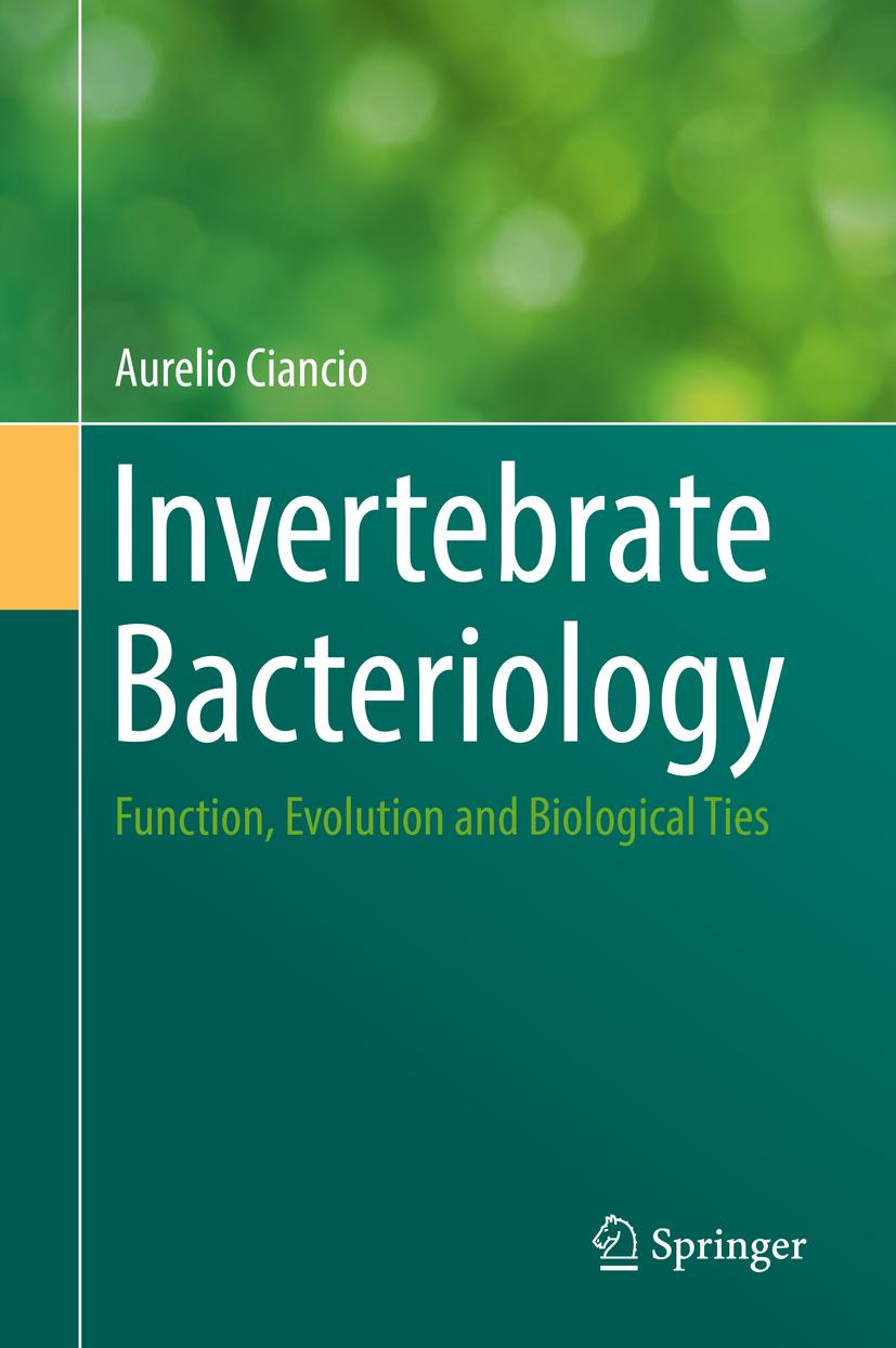 Ciancio, Aurelio - Invertebrate Bacteriology, ebook