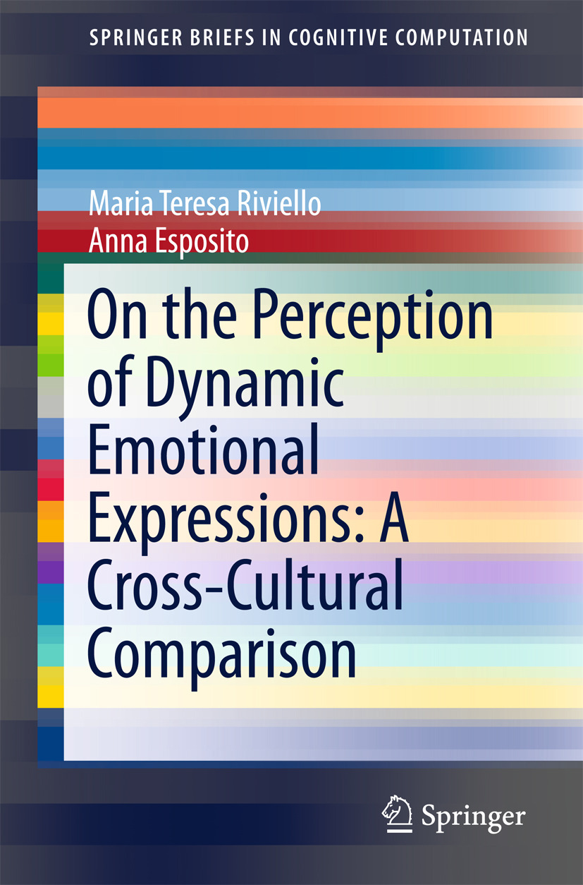 Esposito, Anna - On the Perception of Dynamic Emotional Expressions: A Cross-cultural Comparison, ebook