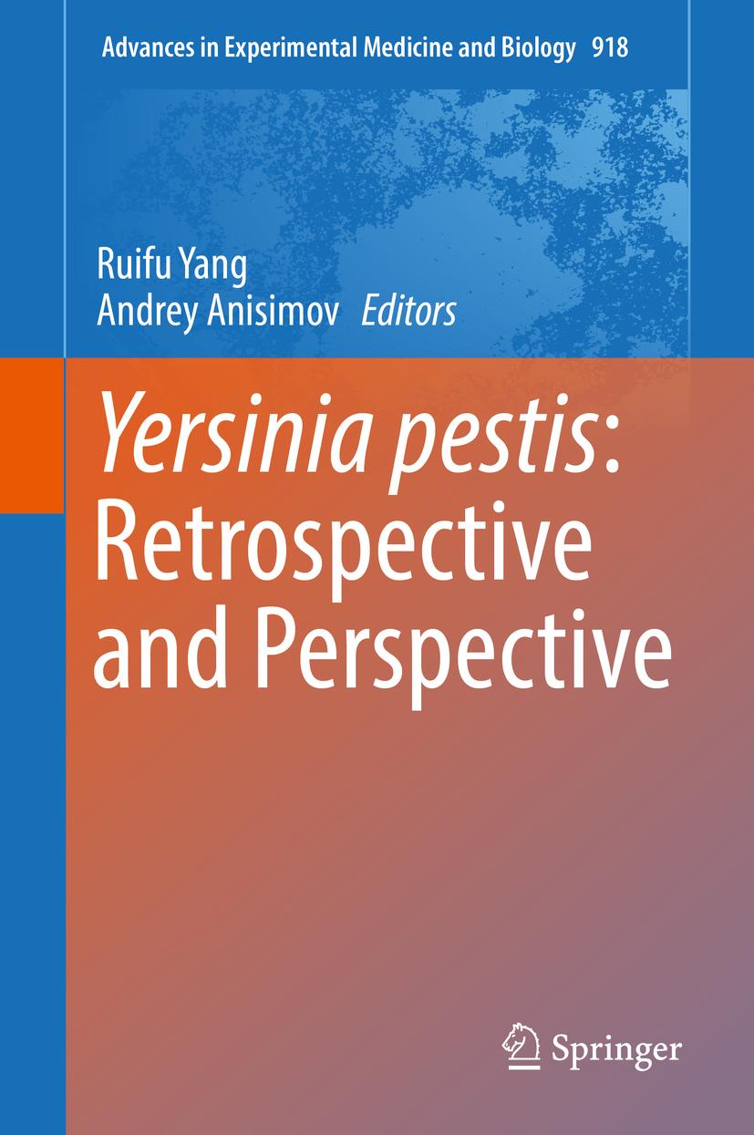 Anisimov, Andrey - Yersinia pestis: Retrospective and Perspective, ebook