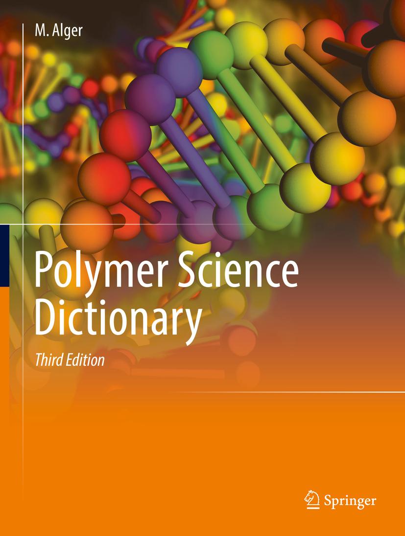 Alger, Mark - Polymer Science Dictionary, ebook