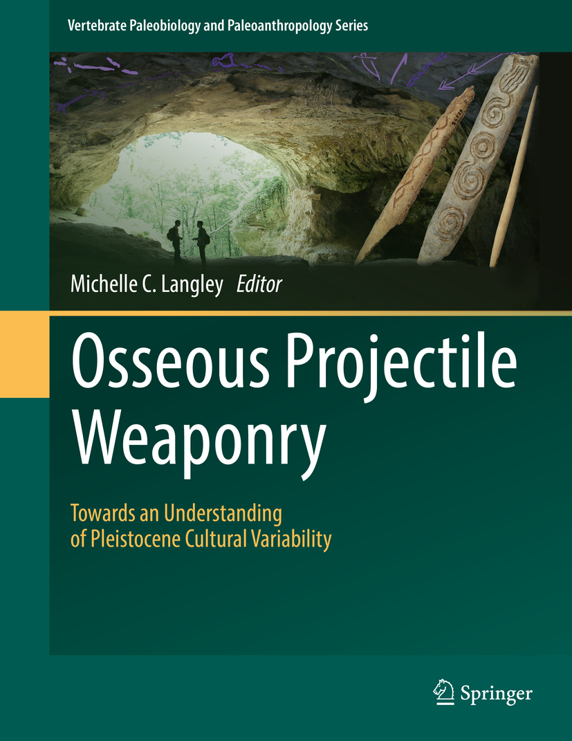 Langley, Michelle C. - Osseous Projectile Weaponry, ebook