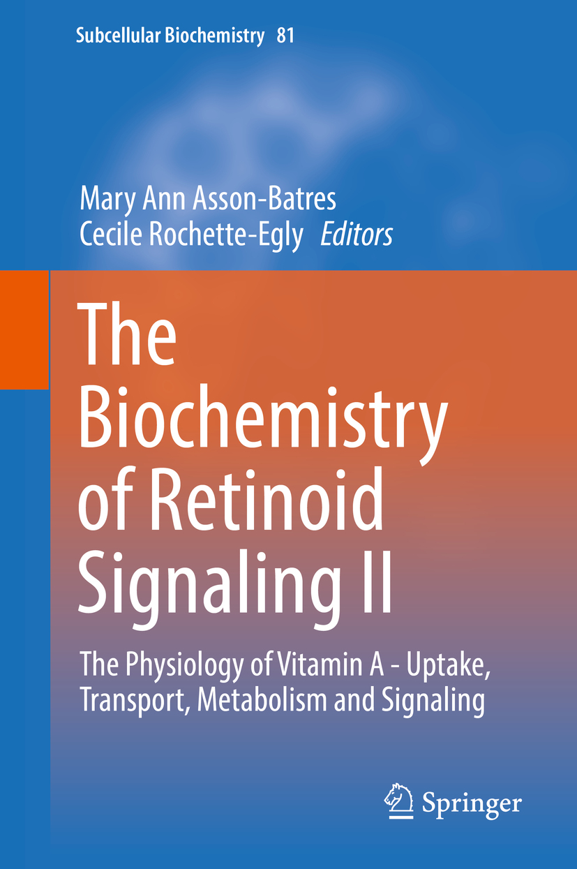 Asson-Batres, Mary Ann - The Biochemistry of Retinoid Signaling II, ebook