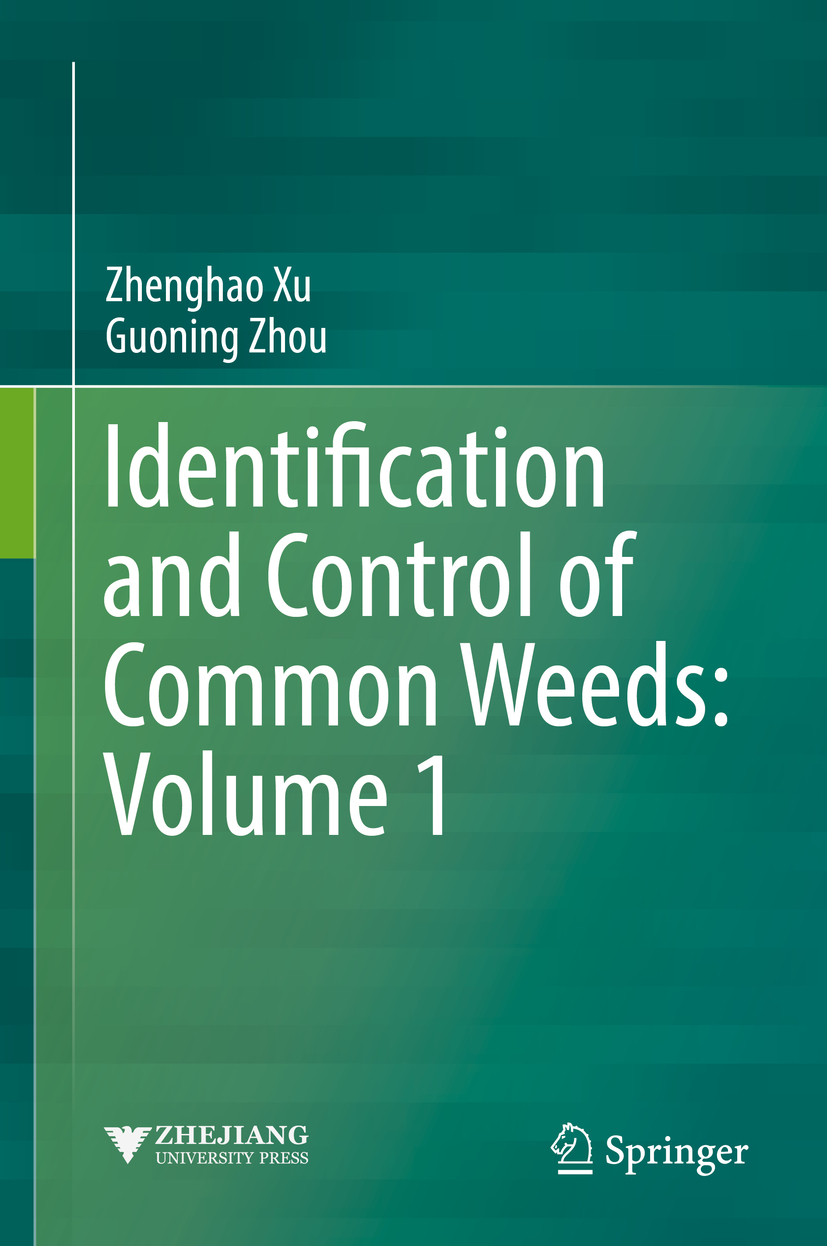 Xu, Zhenghao - Identification and Control of Common Weeds: Volume 1, ebook