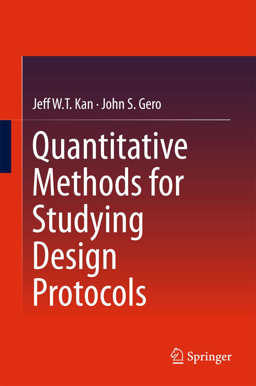 Gero, John S - Quantitative Methods for Studying Design Protocols, ebook