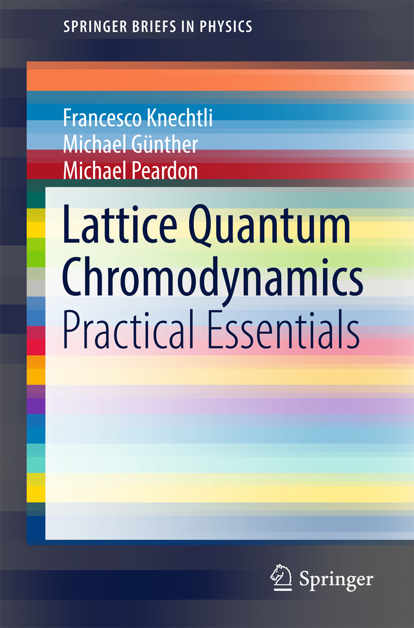 Günther, Michael - Lattice Quantum Chromodynamics, ebook