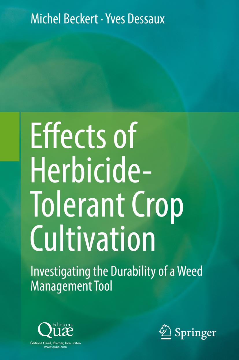 Beckert, Michel - Effects of Herbicide-Tolerant Crop Cultivation, ebook