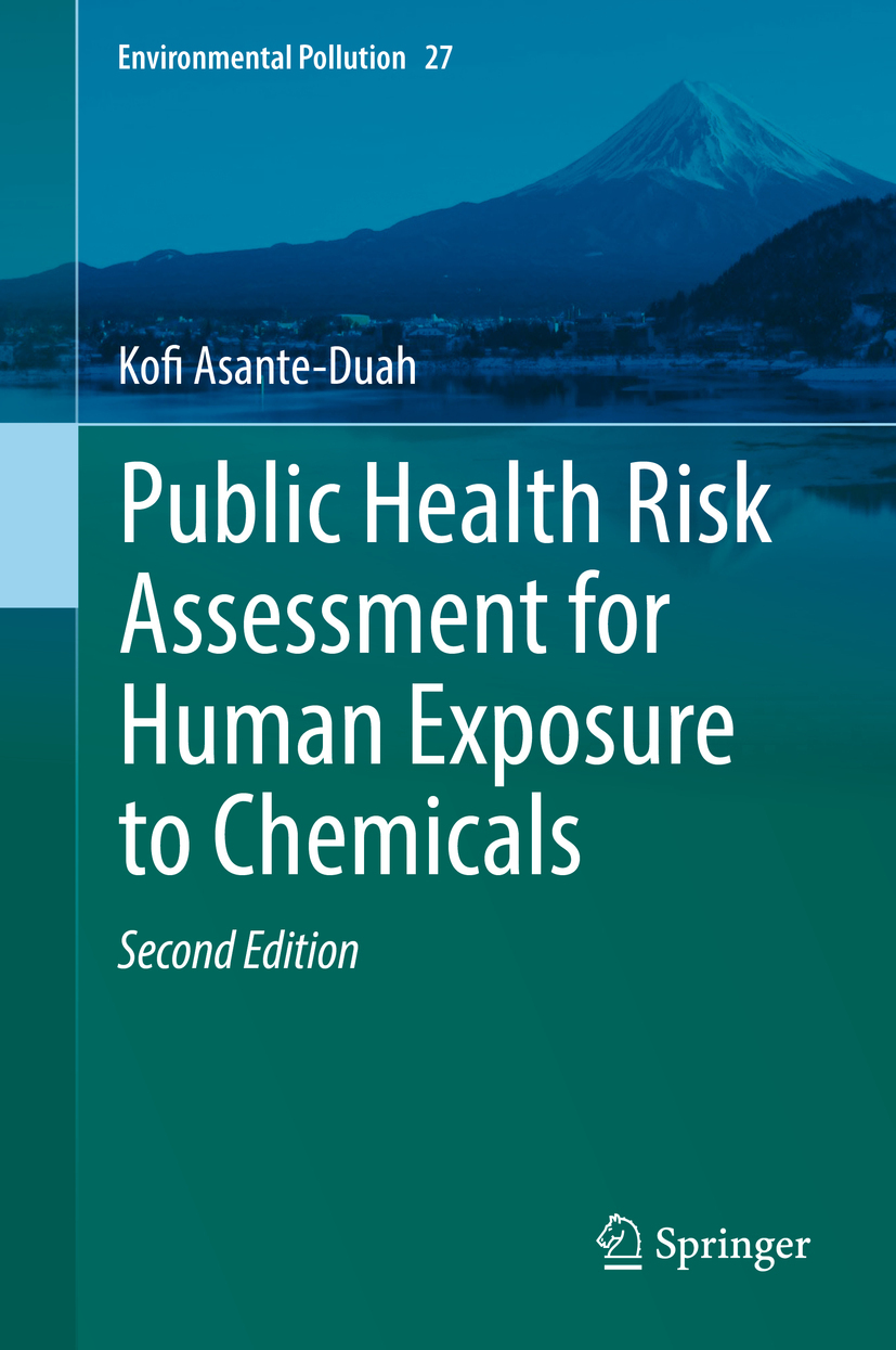 Asante-Duah, Kofi - Public Health Risk Assessment for Human Exposure to Chemicals, ebook