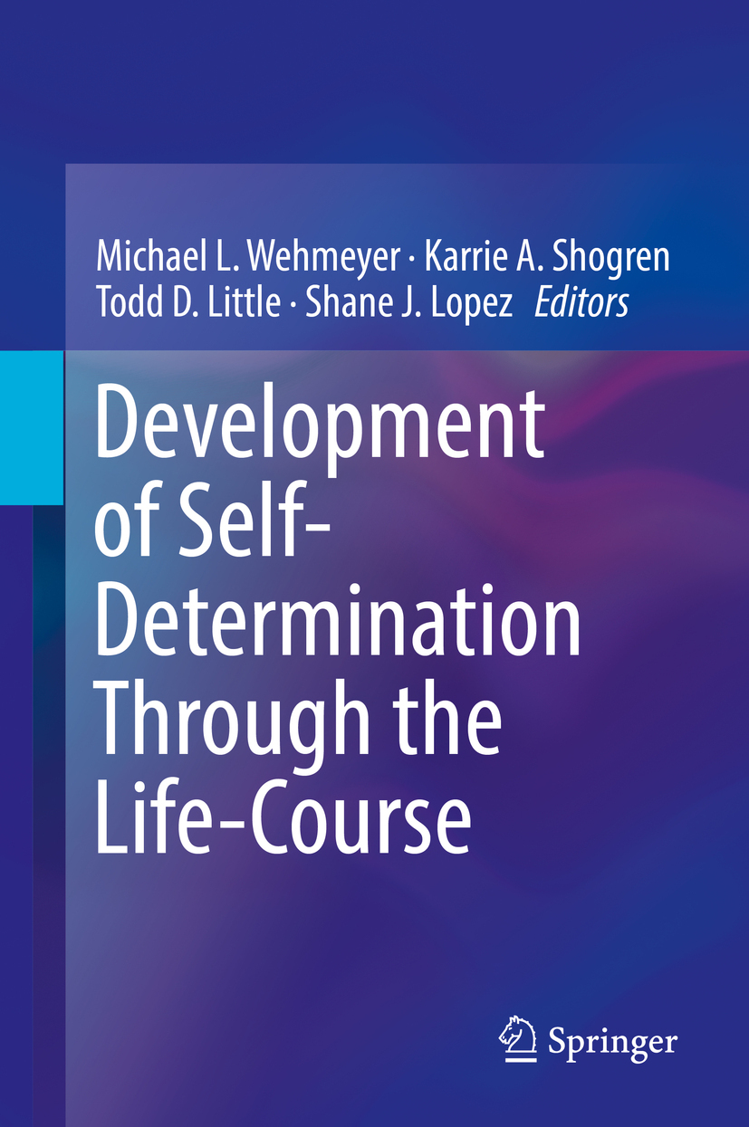 Little, Todd D. - Development of Self-Determination Through the Life-Course, ebook