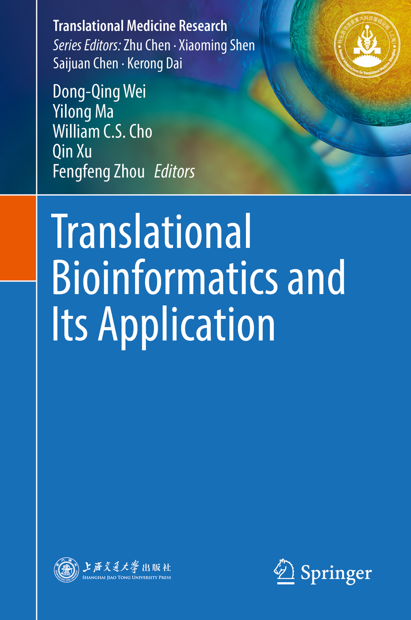 Cho, William C.S. - Translational Bioinformatics and Its Application, ebook