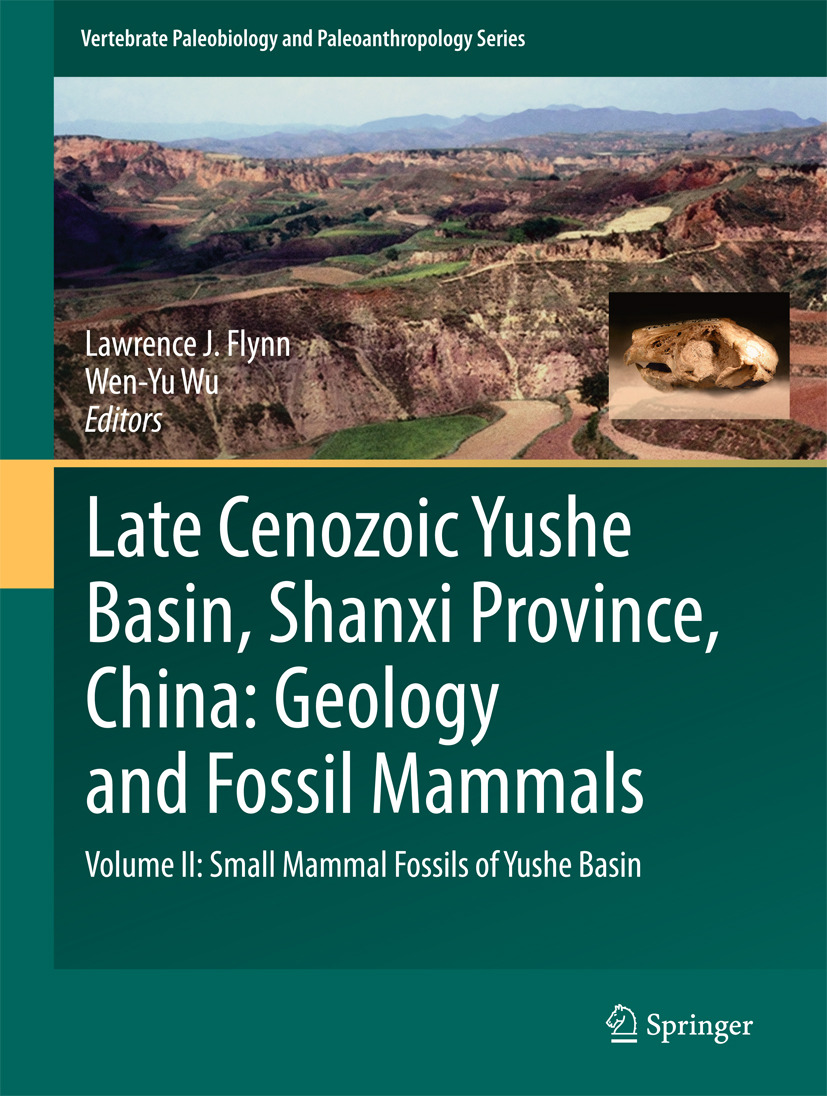 Flynn, Lawrence J. - Late Cenozoic Yushe Basin, Shanxi Province, China: Geology and Fossil Mammals, ebook