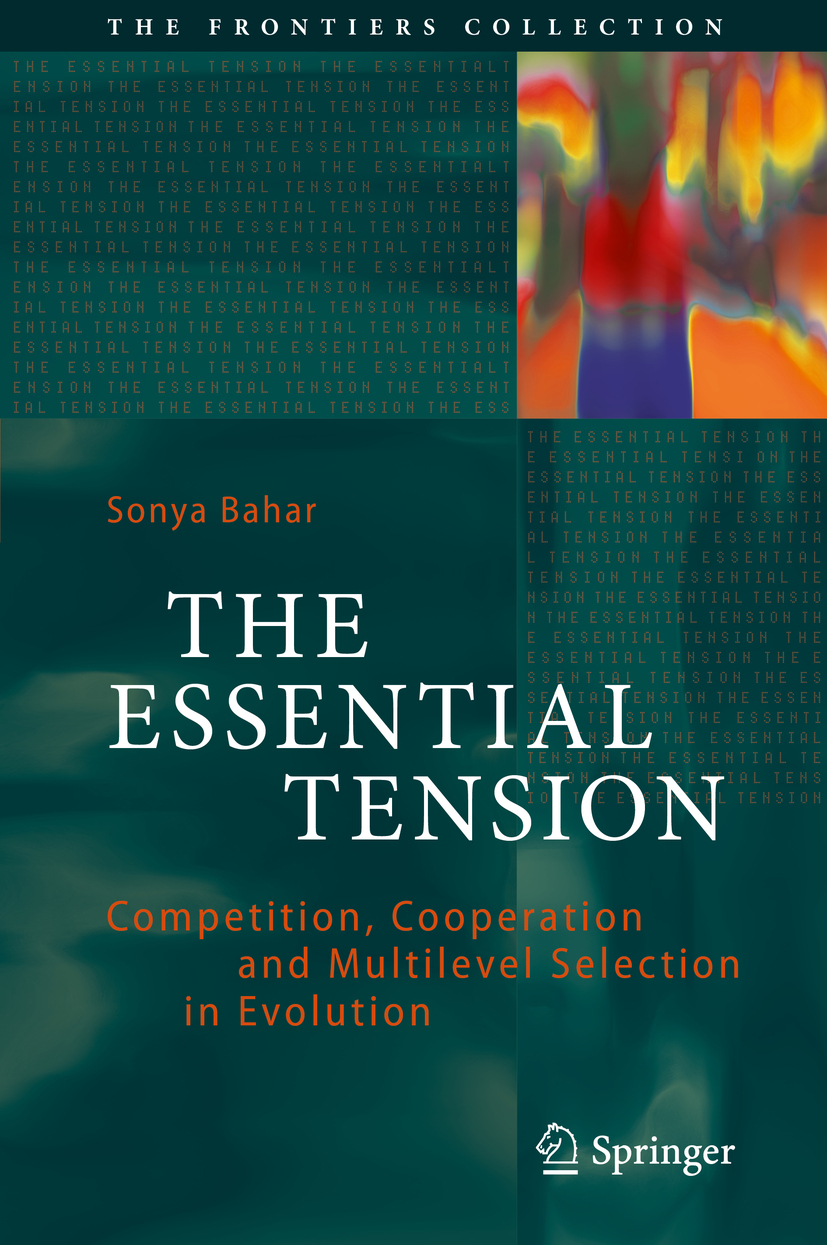 Bahar, Sonya - The Essential Tension, ebook