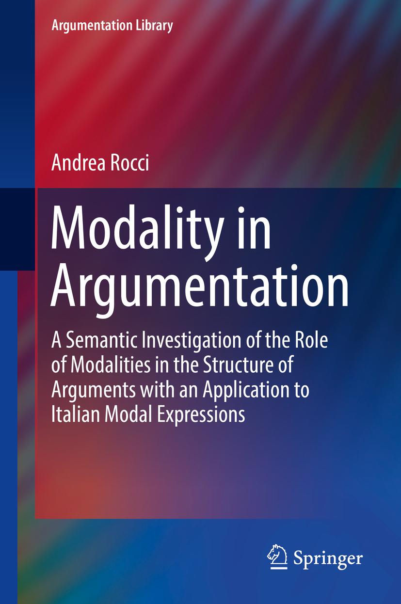 Rocci, Andrea - Modality in Argumentation, ebook