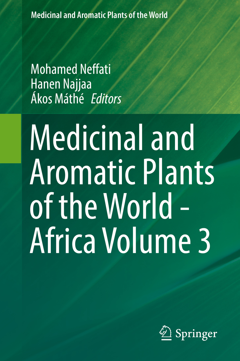 Máthé, Ákos - Medicinal and Aromatic Plants of the World - Africa Volume 3, ebook