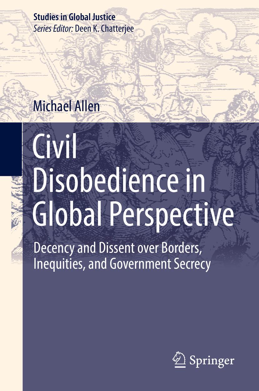Allen, Michael - Civil Disobedience in Global Perspective, ebook