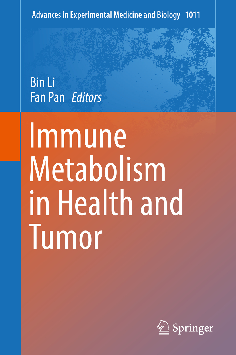 Li, Bin - Immune Metabolism in Health and Tumor, ebook