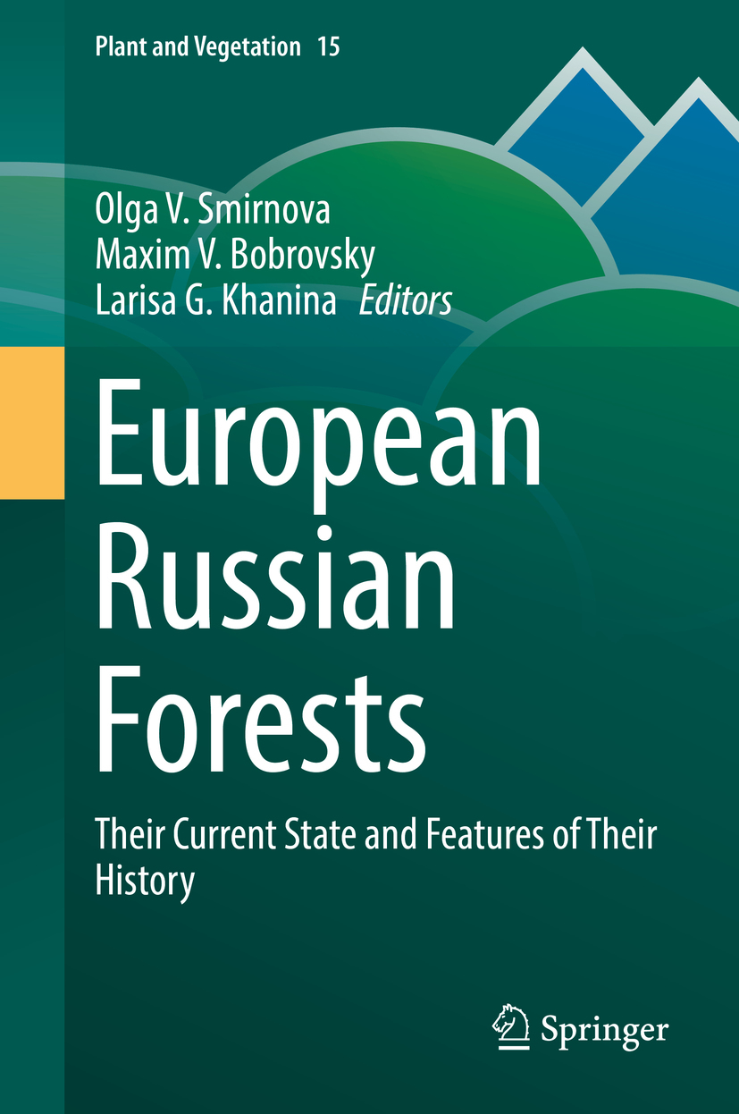 Bobrovsky, Maxim V. - European Russian Forests, ebook