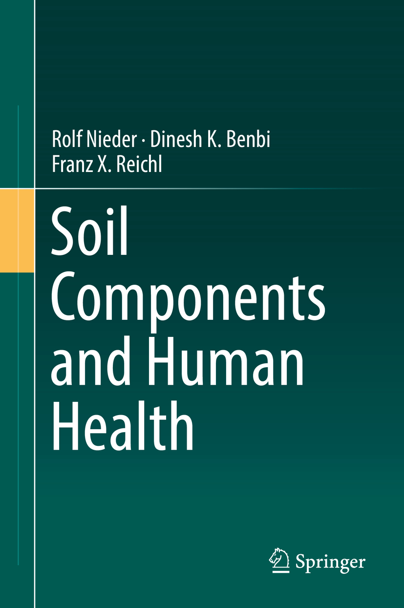 Benbi, Dinesh K. - Soil Components and Human Health, ebook