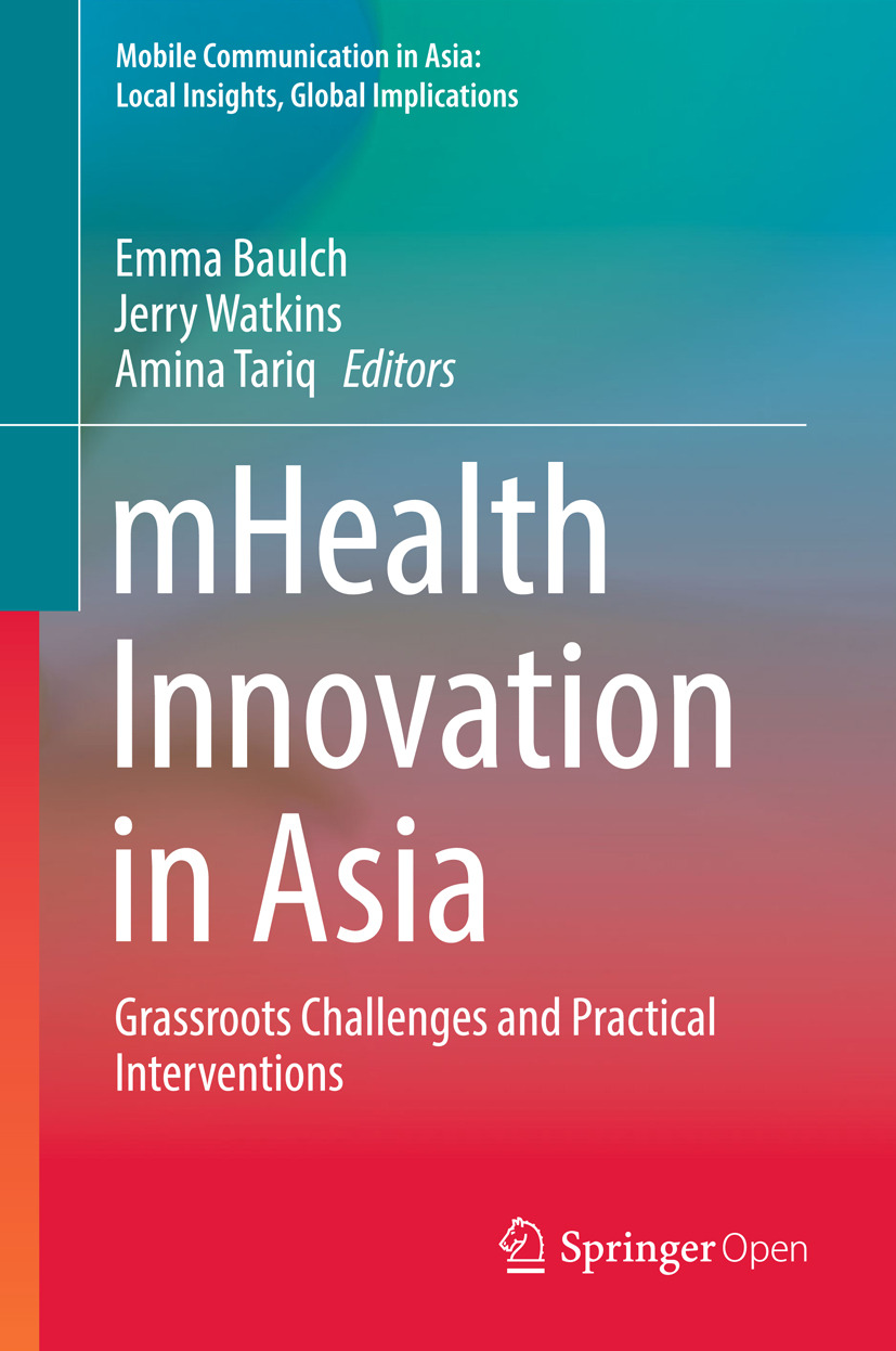 Baulch, Emma - mHealth Innovation in Asia, ebook