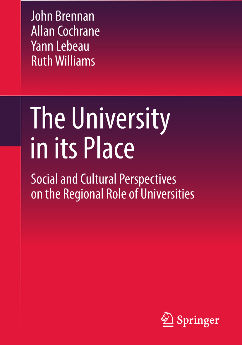 Brennan, John - The University in its Place, ebook