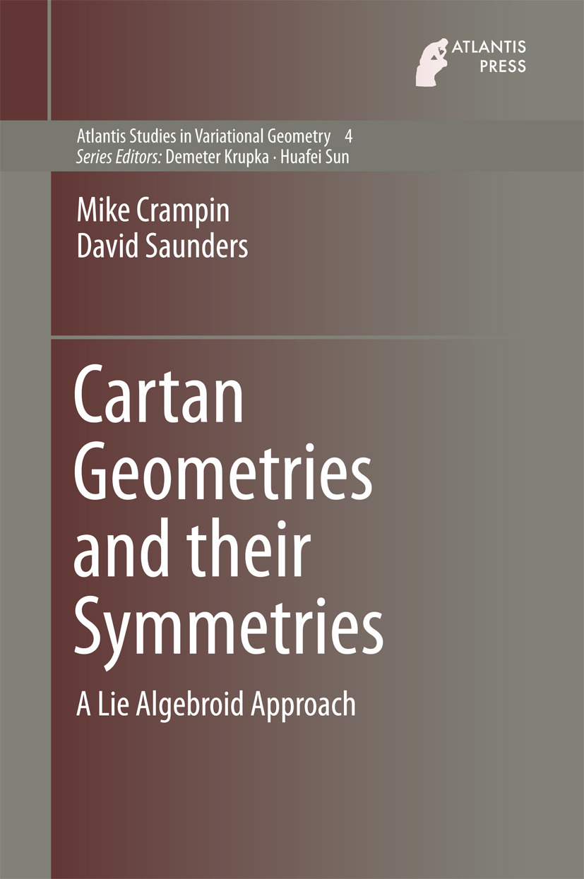 Crampin, Mike - Cartan Geometries and their Symmetries, ebook