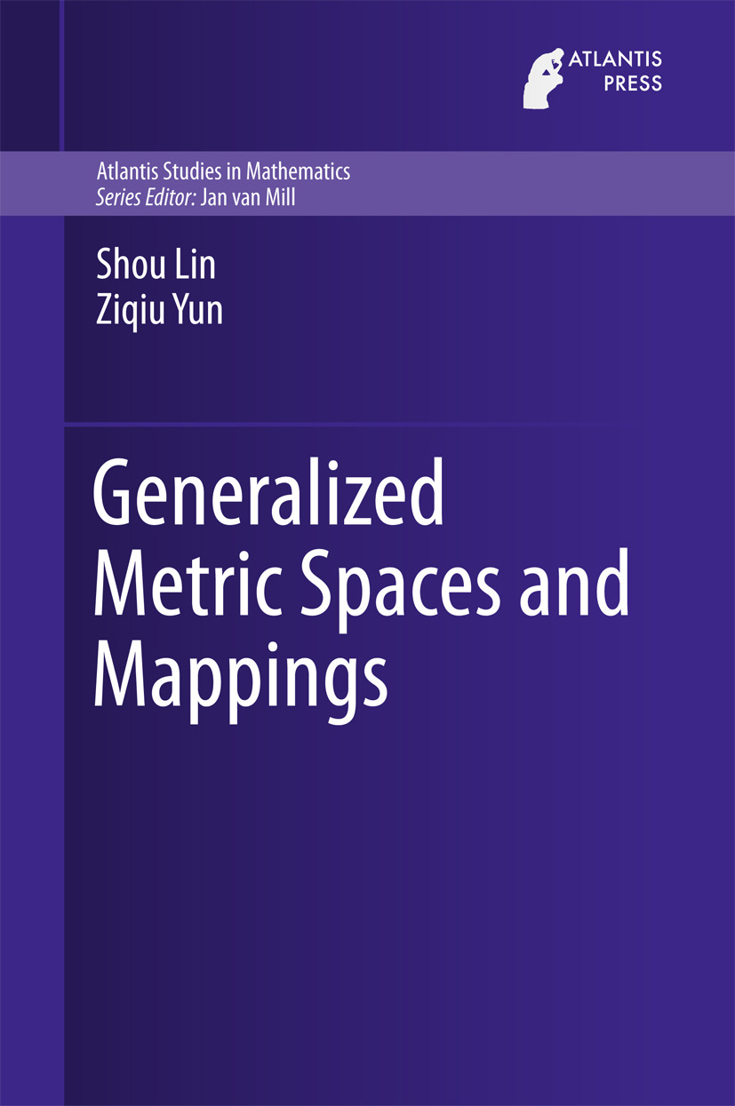 Lin, Shou - Generalized Metric Spaces and Mappings, ebook