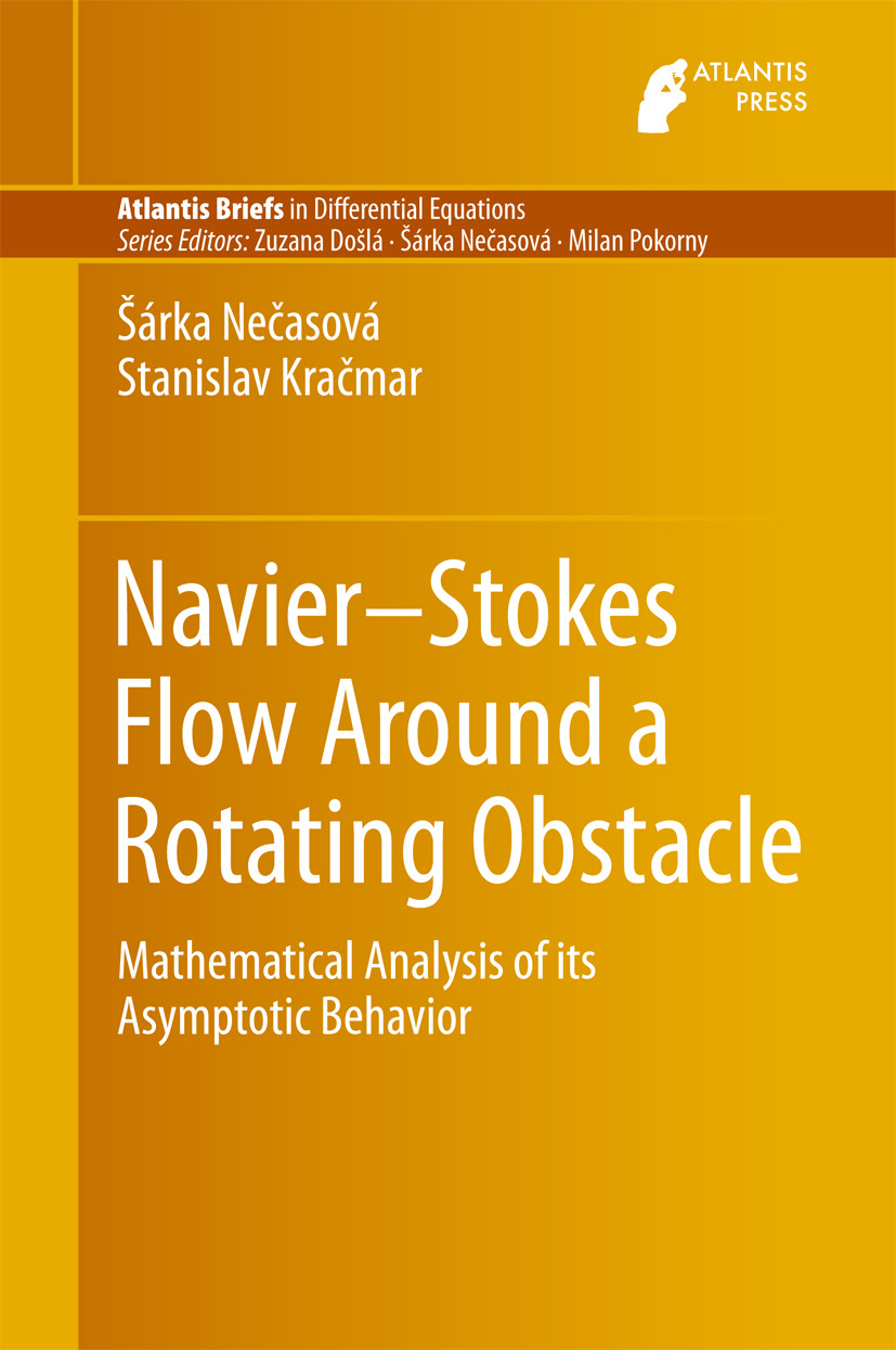 Kracmar, Stanislav - Navier-Stokes Flow Around a Rotating Obstacle, ebook