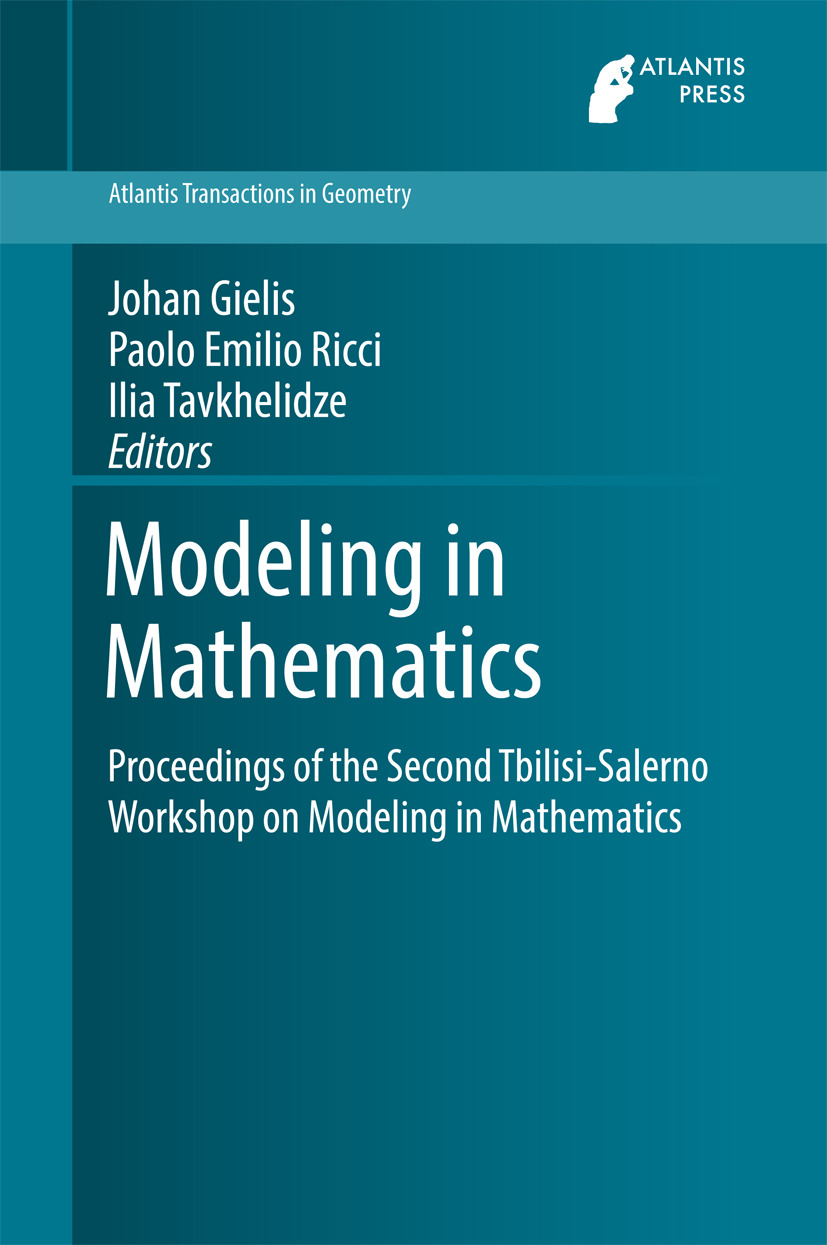 , Paolo Emilio Ricci - Modeling in Mathematics, ebook