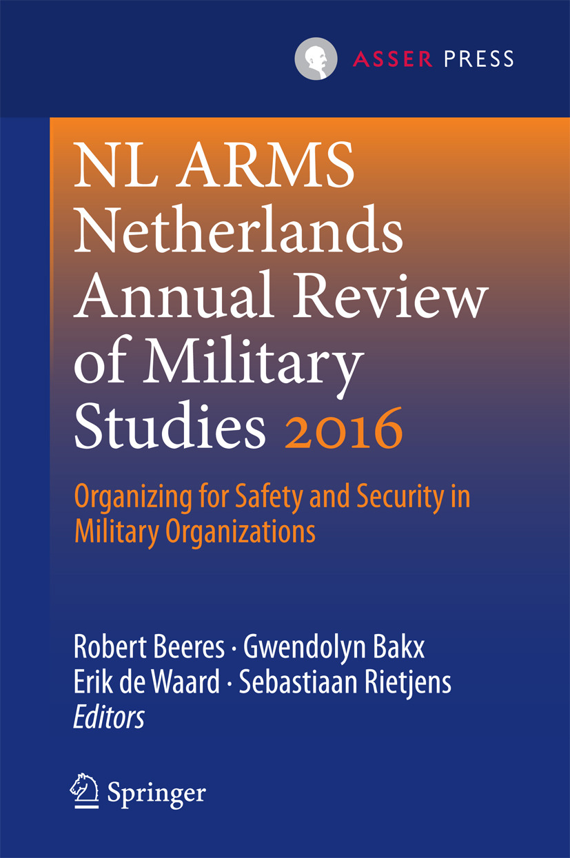 Bakx, Gwendolyn - NL ARMS Netherlands Annual Review of Military Studies 2016, ebook