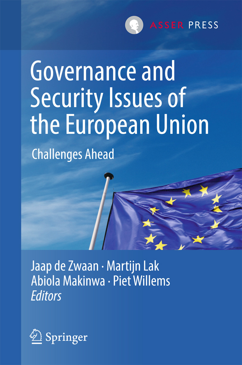 Lak, Martijn - Governance and Security Issues of the European Union, ebook