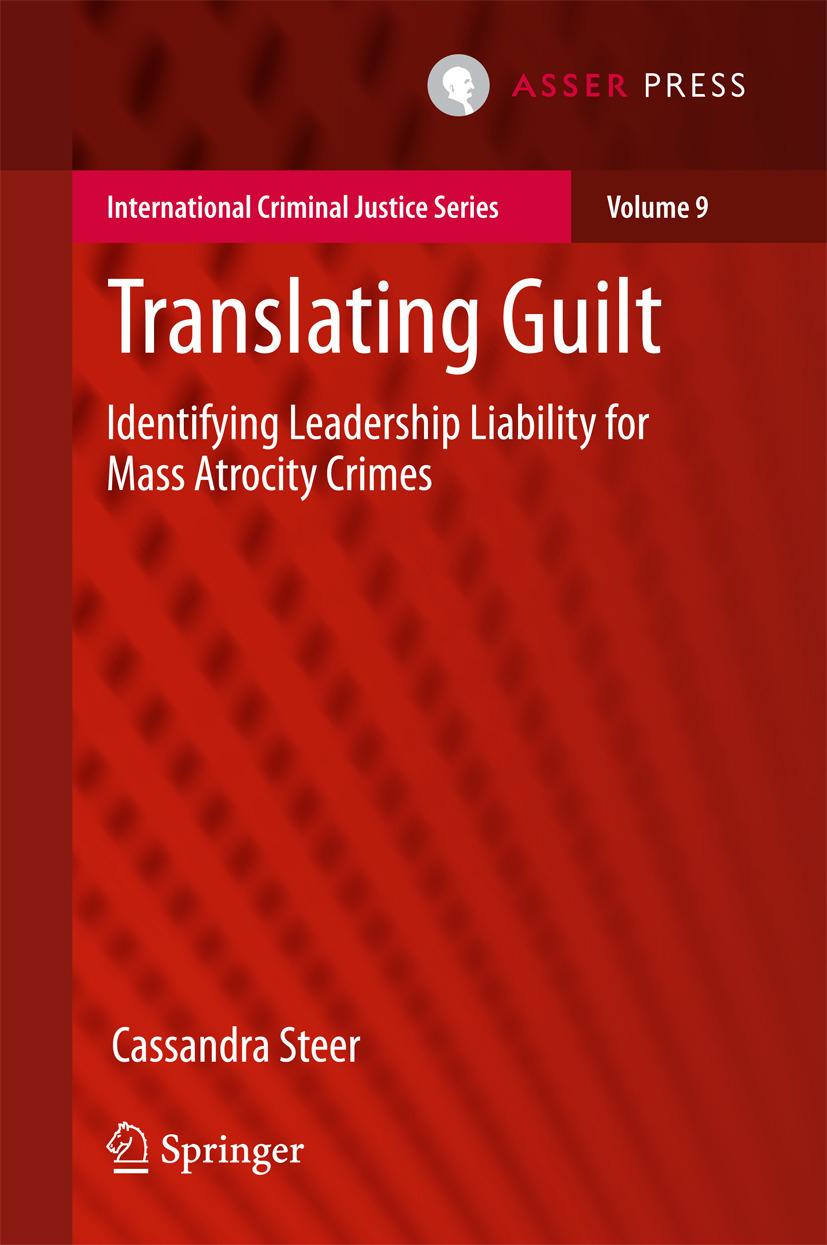 Steer, Cassandra - Translating Guilt, ebook